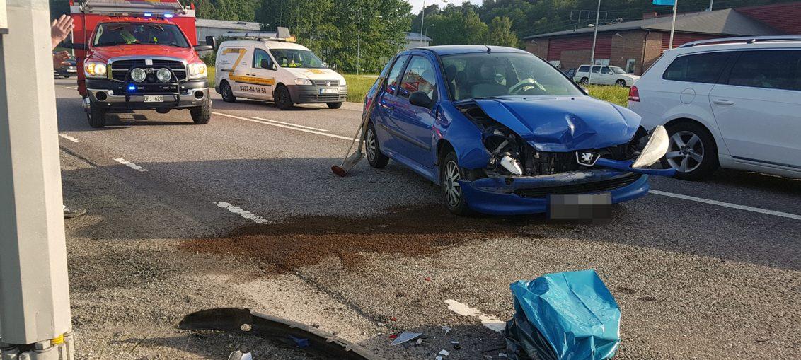 grovt rattfylleri utan körkort