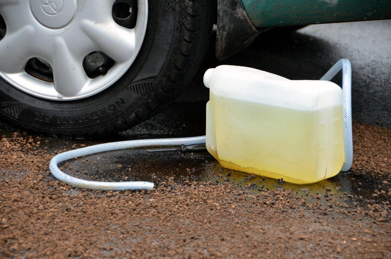 Fordon slangade på bensin i Svanesund – NYHETERsto.se 19a8bc49a8f1f