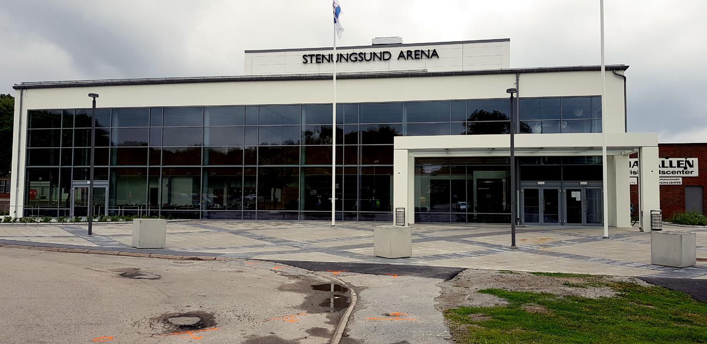 Skridskohall invigd i goteborg
