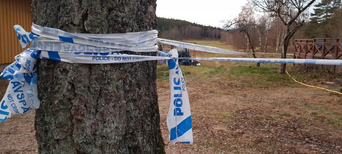 Kyla och fallskada bakom misstankt mord