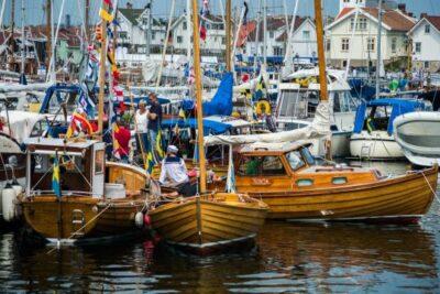 Träbåtsfestival blir Träbåtsträff på Orust i sommar
