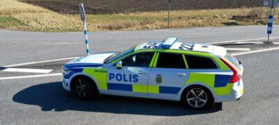 Grov olovlig körning i Skärhamn