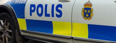 Inbrott i bostad i Åsten