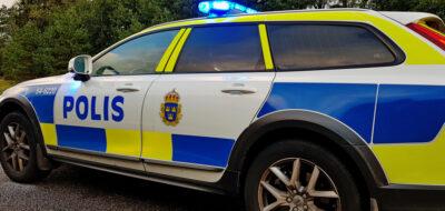 Stulet släp anträffades i Skärhamn