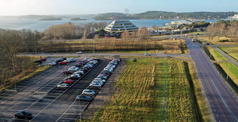 STENUNGSUND: Pendelparkeringen vid Nösnäs är klar – Men i Stora Höga står arbetet still – NYHETERsto.se – fb