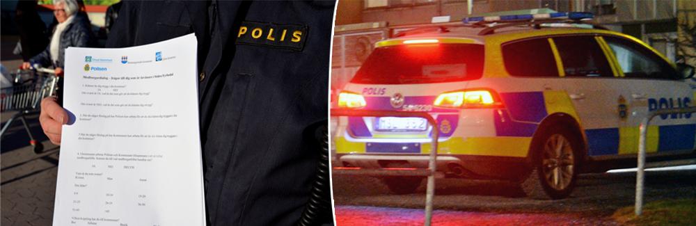 STO-OMRÅDET: Polisen genomförde insatser enligt medborgarlöftet – NYHETERsto.se – fb