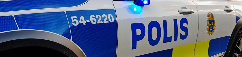 Skadegörelse på bil vid Brudhammar