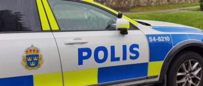 Misstänkt drograttfylla och brott mot knivlagen
