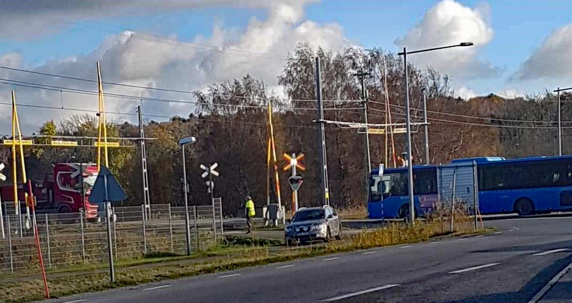 Signalfel vid Nösnäs - Igen