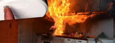 Var tionde hem saknar en fungerande brandvarnare