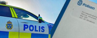 Nu kan du få post från polisen i den digitala brevlåda