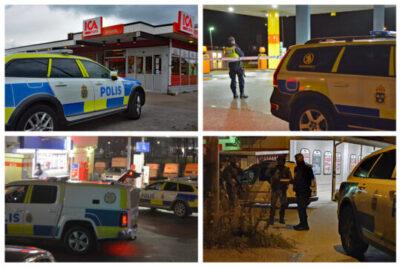 Stenungsundsbo dömd för flera rån mot butiker och bensinmackar