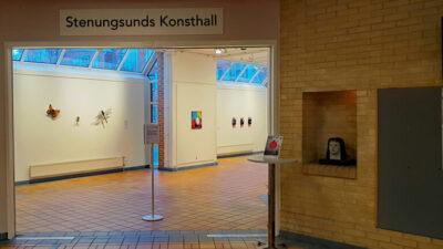 Öppen Salong 2021 på Stenungsunds Konsthall