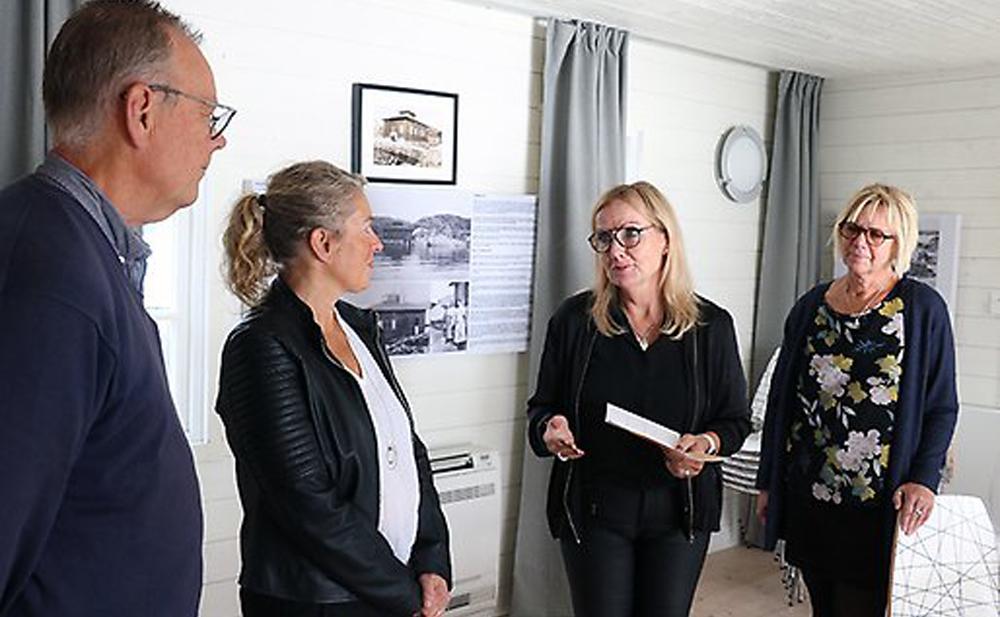2021 års Folkhälsopris till Förening Nösund